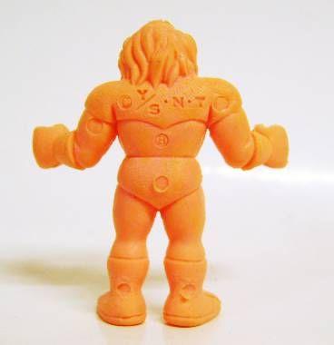 Kinnikuman (M.U.S.C.L.E.) - Mattel - 101 Godo Shisa (pink)