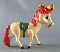 Kiri le Clown - Figurine Jim - Bianca la jument