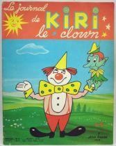 kiri_le_clown___journal_mensuel_n_4___ortf_1967