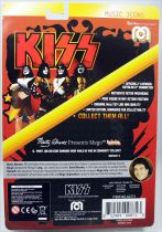 """KISS - Mego - \""""Music Icons\"""" Gene Simmons The Demon 8\"""" action figure"""