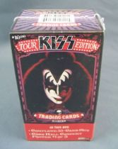 KISS Tour Edition - Trading Cards Press Pass 2009 - Set n°1 de 33 cartes 01
