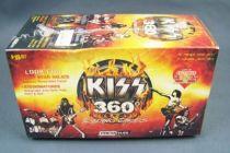 KISS 360° - Trading Cards Press Pass 2009 - Set de 90 cartes 01