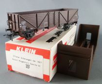 Klein Modellbahn 305F Ho Sncf Gondola Wagon 2 Axles Tow  661661 Epok 3 Mint in box