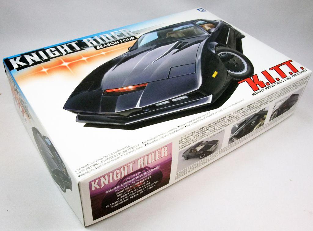 Knight Rider - Aoshima - K.I.T.T. Season Four 1:24 scale model kit