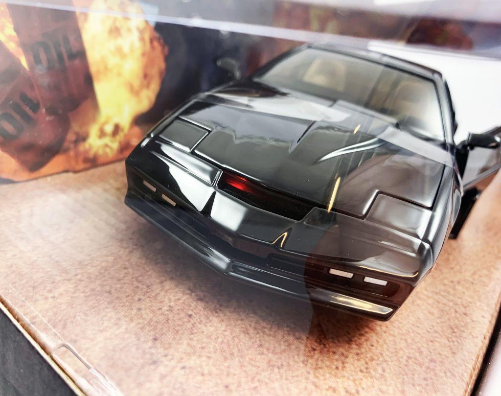 Knight Rider - K2000 (K.I.T.T.) 1/24ème - Jada Toys