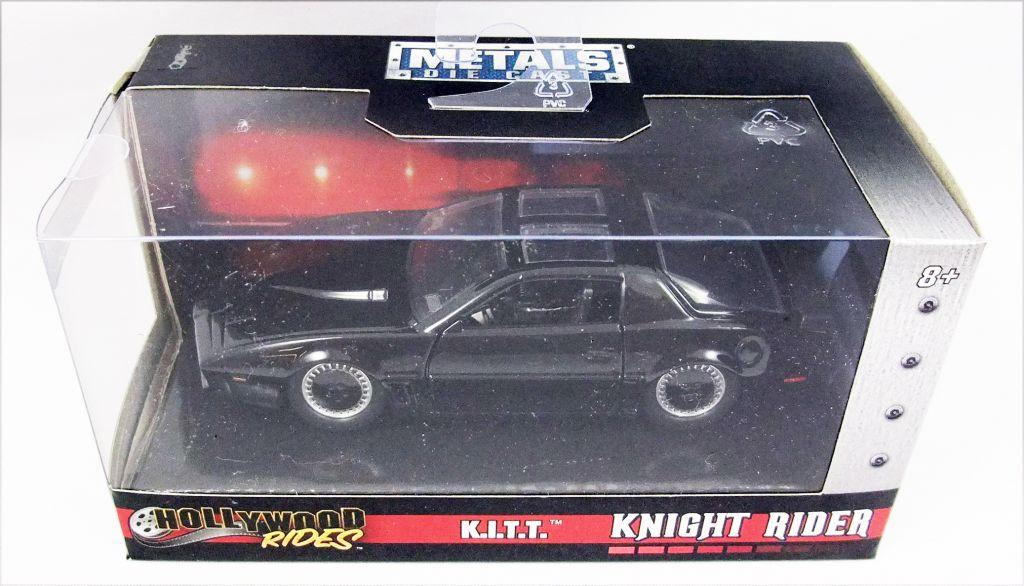 Knight Rider - K2000 (K.I.T.T.) 1:32 scale car - Jada Toys