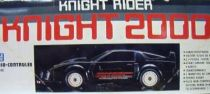 Knight Rider 2000 Radio-Controled K.I.T.T. - Bandai