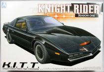 Knight Rider K2000 - Aoshima - K.I.T.T. Season One - Maquette échelle 1/24ème