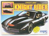 Knight Rider K2000 (K.I.T.T.) - MPC ERTL - maquette plastique échelle 1/25ème K.I.T.T.