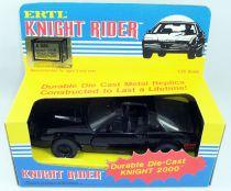 Knight Rider K2000 (K.I.T.T.) 1/25ème ERTL 1982 neuve en boite