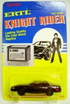 Knight Rider Scale 1:64 Ertl 1982 Mint on cad