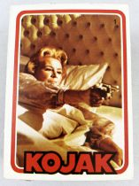 Kojak - Lemberger Bubble Gum Trading Cards (1975) - Complet series of 72 trading cards