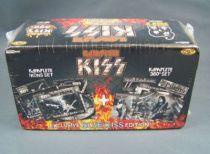 Komplete KISS - Trading Cards Press Pass 2009 - Set de 180 cartes 01