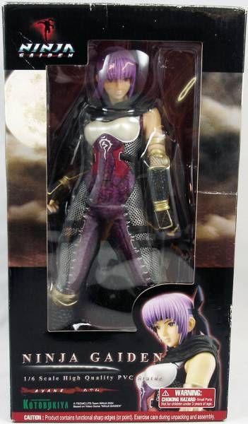 Kotobukiya - Ninja Gaiden - Ayana - Statuette PVC 28cm