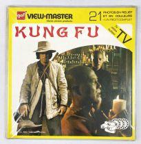 Kung Fu (Série TV) - Pochette de 3 Disques View-Master + Récit Complet (GAF)