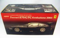 Kyosho Ferrari 575 GTC Evoluzione 2005 1/18ème