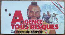 L\'agence tous risque - Merchandising - Jeu La formule Secrète Parker France