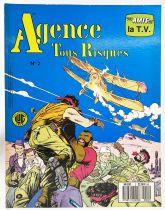 l\'Agence Tous Risques (A-Team) Issue #02 - Vos Amis de la T.V. (Collection Télé LUG)