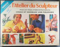 L\'Atelier du Sculpteur - Jeu de Modelage - Meccano Réf 07Mh401 Neuf Boite Scellée