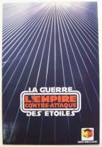 L\'Empire contre-attaque 1981 - Miro-Meccano - Catalogue-Poster 01