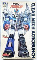 L\'empire des 5 - Maquette du Thorn-Rock \'\'clear mech\'\' - Aoshima (neuve en boite)