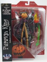 L\'Etrange Noël de Mr Jack - Diamond Select - Pumpkin King