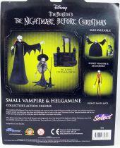 L\'Etrange Noël de Mr Jack - Diamond Select - Small Vampire & Helgamine