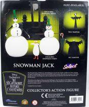 L\'Etrange Noël de Mr Jack - Diamond Select - Snowman Jack