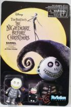 L\'Etrange Noël de Mr Jack - ReAction Figure - Barrel & Scary Teddy