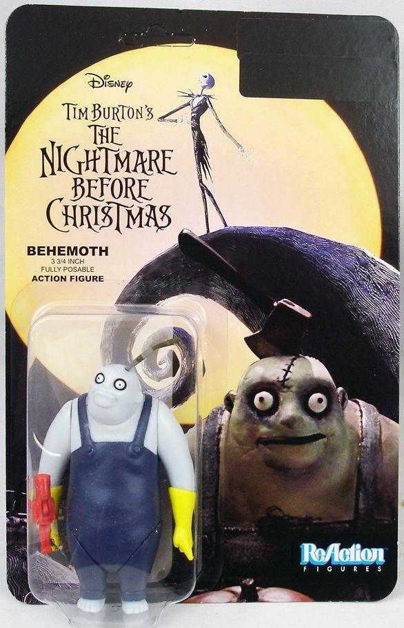 L\'Etrange Noël de Mr Jack - ReAction Figure - Behemoth