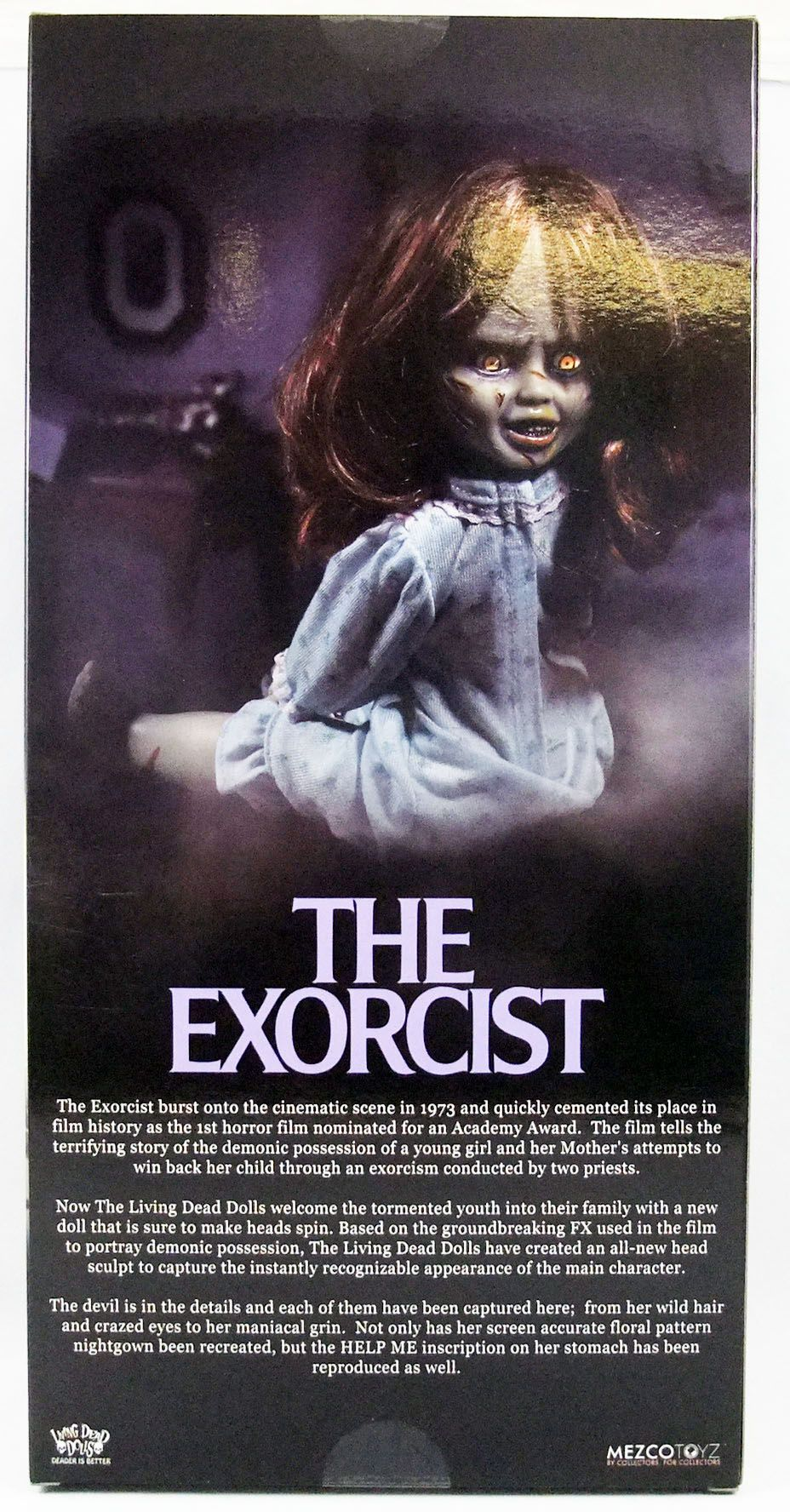 L\'Exorciste - Regan - Figurine Mezco Living dead Dolls