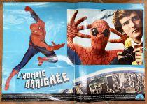 L\'Homme Araignée (The Amazing Spider-Man) - Affiche du film 45x67cm - Columbia Pictures 1977 (E)