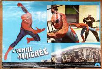 L\'Homme Araignée (The Amazing Spider-Man) -Movie Poster (45x67cm) - Columbia Pictures 1977 (B)
