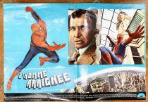 L\'Homme Araignée (The Amazing Spider-Man) -Movie Poster (45x67cm) - Columbia Pictures 1977 (C)