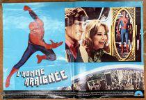 L\'Homme Araignée (The Amazing Spider-Man) -Movie Poster (45x67cm) - Columbia Pictures 1977 (D)
