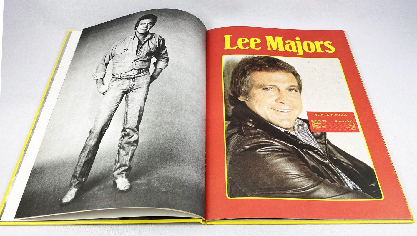 l\'Homme qui tombe à pic (The Fall Guy) - Annual Grandreams Ltd 1981
