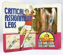 L\'homme qui valait 3 Milliards - Accessoires Dennys Fisher / Meccano - Critical Assignment Legs (Jambes Bionics Speciales)