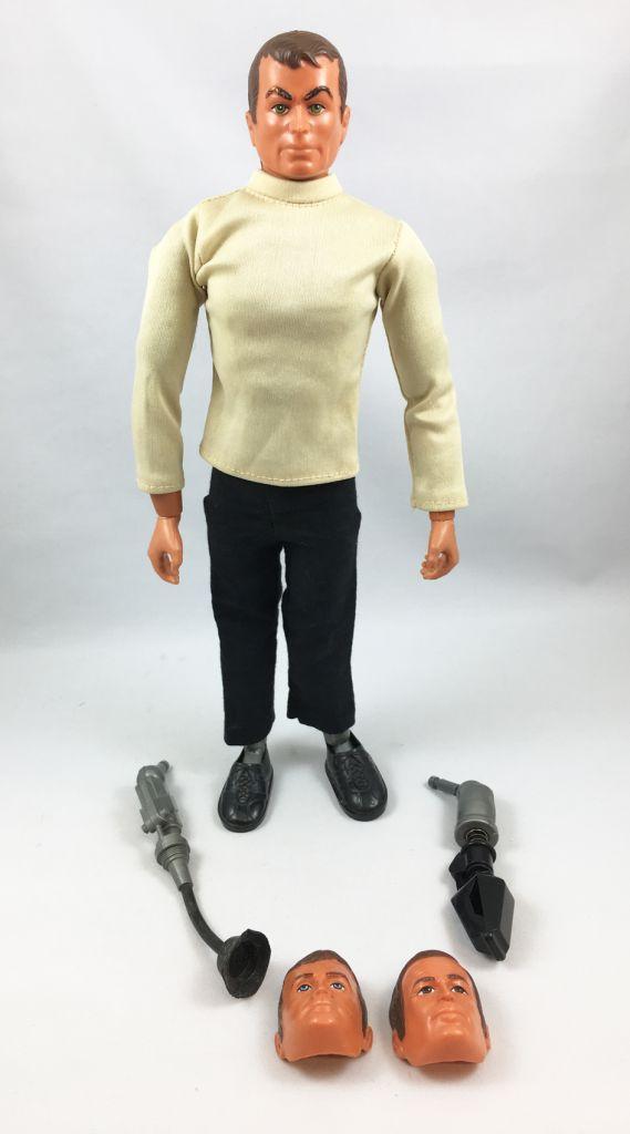 L\'homme qui valait 3 Milliards - Figurine 30cm Kenner - Maskatron (occasion complet)