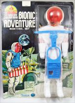 L\'homme qui valait 3 Milliards - Figurine 30cm Vêtement - Tenue de Cosmonaute - Neuve