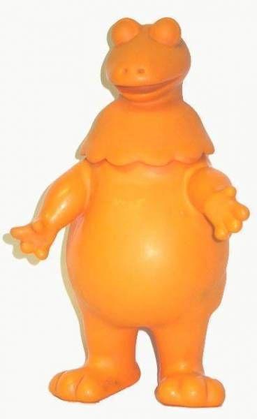 L\'Ile aux Enfants - Casimir Large size Delacoste unpainted Squeeze Toy