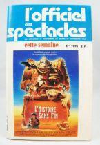 L\'Officiel des Spectacles n°1978 (nov.1984) - L\'Histoire Sans Fin 01