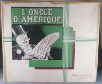 L\'Oncle d\'Amérique - Board Game - Miro (Monopoly 1st version)