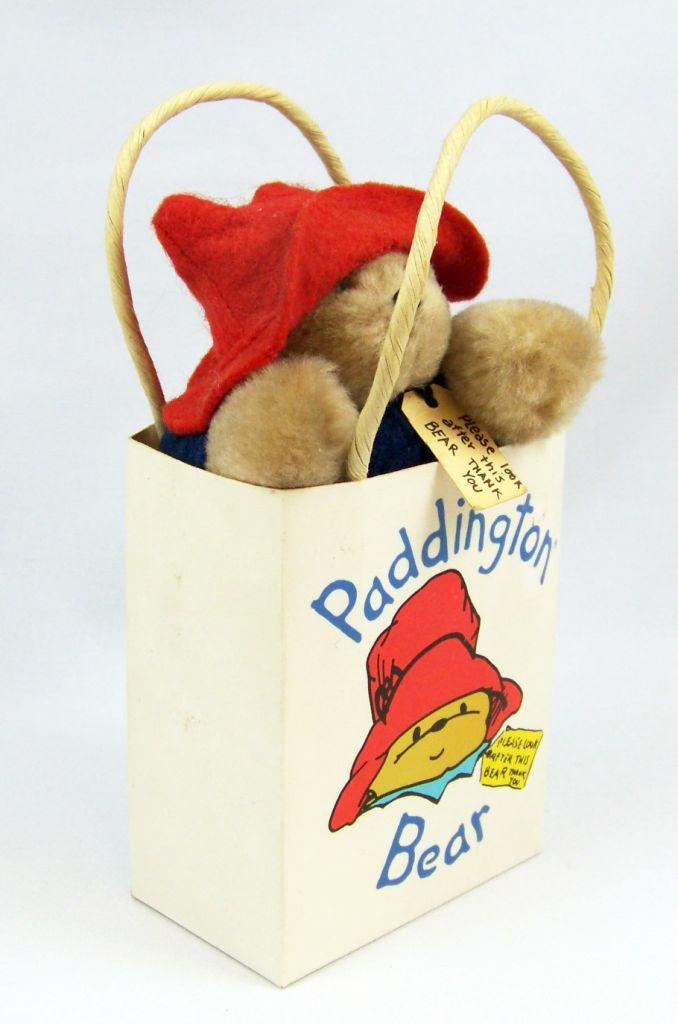 L\'Ours Paddington - Poupée Peluche 15cm - Eden Toys 1987 02