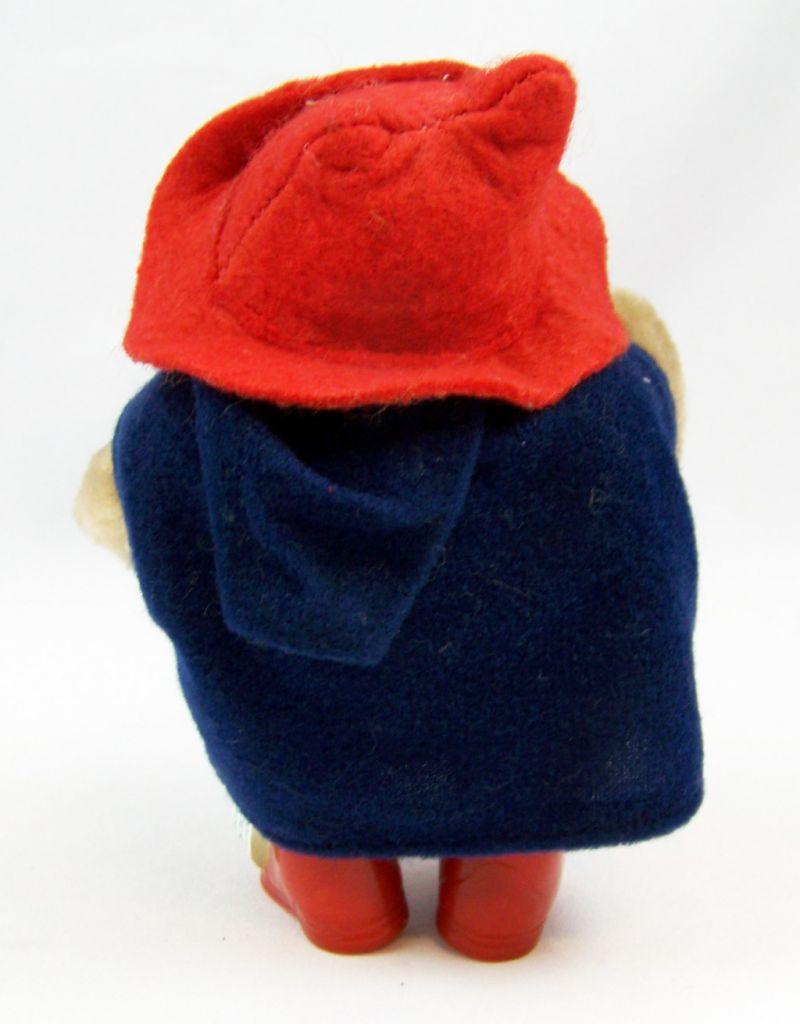 L\'Ours Paddington - Poupée Peluche 15cm - Eden Toys 1987 06