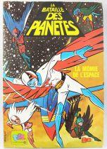 La Bataille des Planètes - Editions AGE - La Momie de l\'Espace