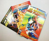 La Bataille des Planètes - Image Top Cow Comics n°1, 2 et 3