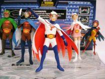 La Bataille des Planètes (Gachaman) - Coffret de 5 figurines (loose) - Unifive