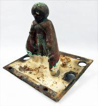 La Bataille des Planètes (Gatchaman) - Delacoste - Moule Laiton pour Pouët 11cm Marc