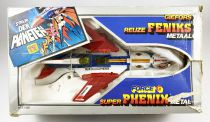 La Bataille des Planètes (Gatchaman) - Popy Civas - New God Phoenix / Super Phénix (loose avec boite)