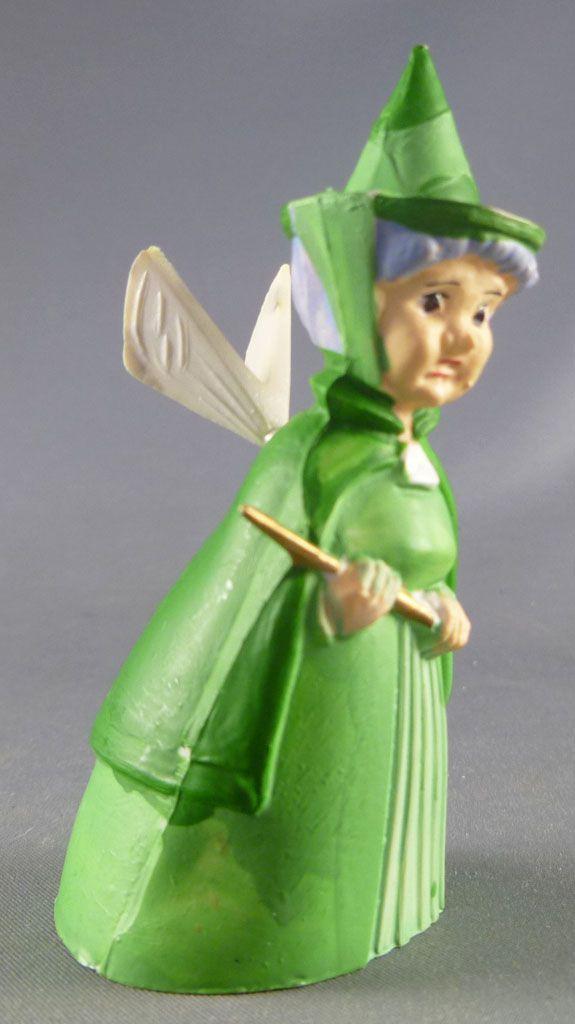 La belle au bois dormant - Figurine Jim - Dame Paquerette la fée verte